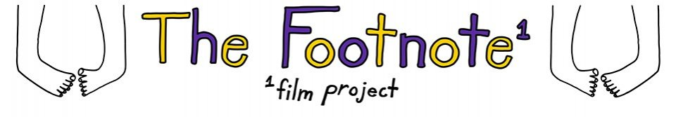 Footnote Film Project Custom Shirts & Apparel